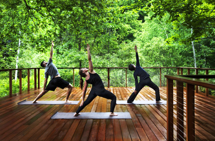 Top 5 Yoga and Meditation places in India
