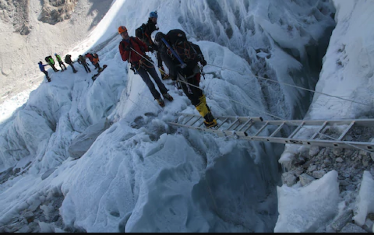 Why People Climb To Mt Everest