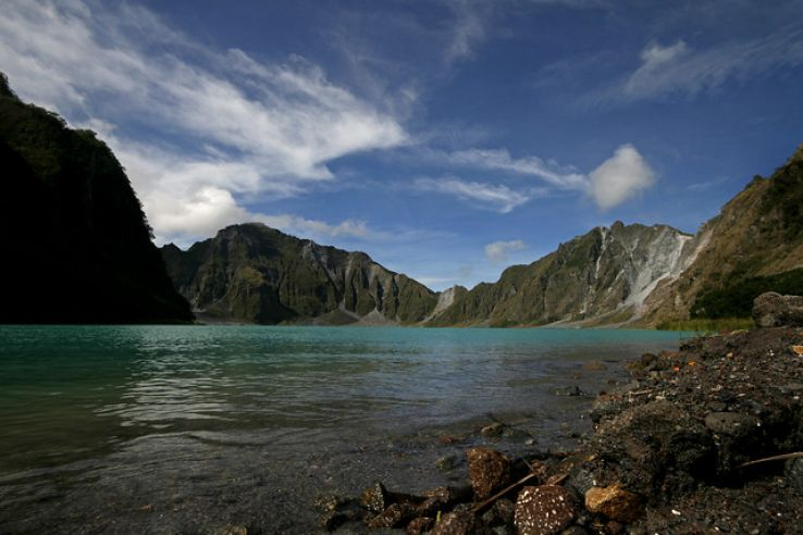 Trek to the Massive Mt. Pinatubo Largest Volcanic Eruption