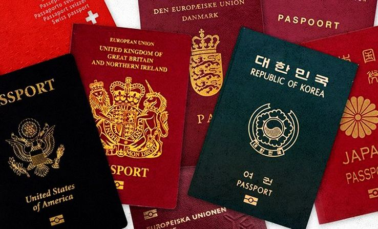 The World's Most Powerful Passport