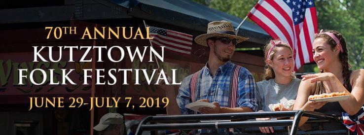 What Is Kutztown Folk Festival