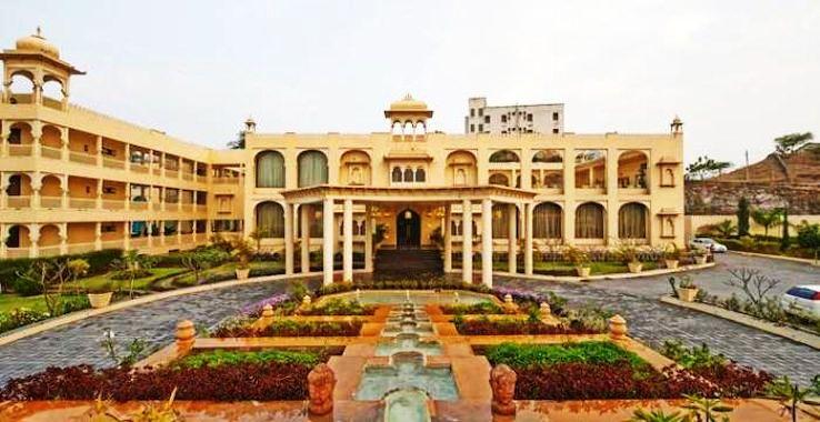 Luxury Hotels in Udaipur