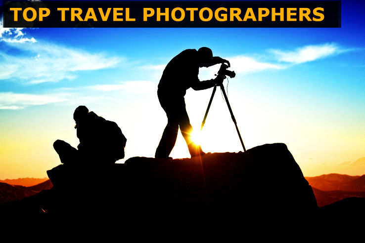 Travel Photographers Who Blog