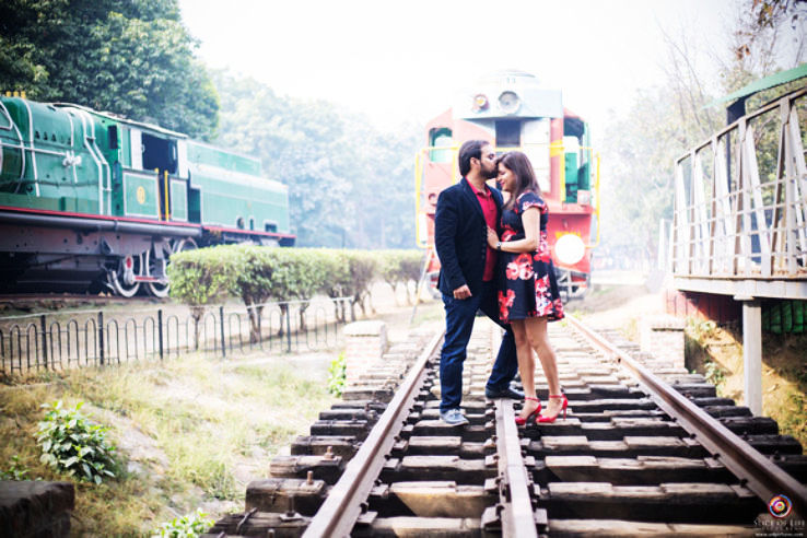 5 Rustic And Vintage Places For a Pre-Wedding Photoshoot In Delhi