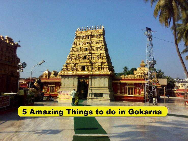 5 Amazing Things to do in Gokarna