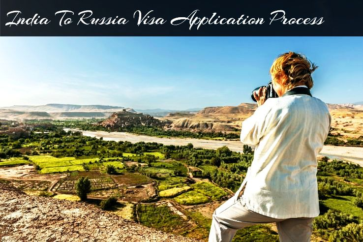 India to Russia Visa Application Process