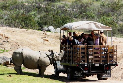World's Best Drive Through Safari Parks