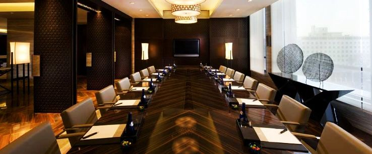 Top four business hotels for the corporate world