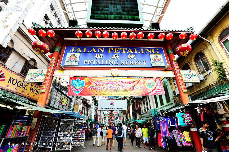 5 Places For Your Most Awaited Malaysia Shopping Spree