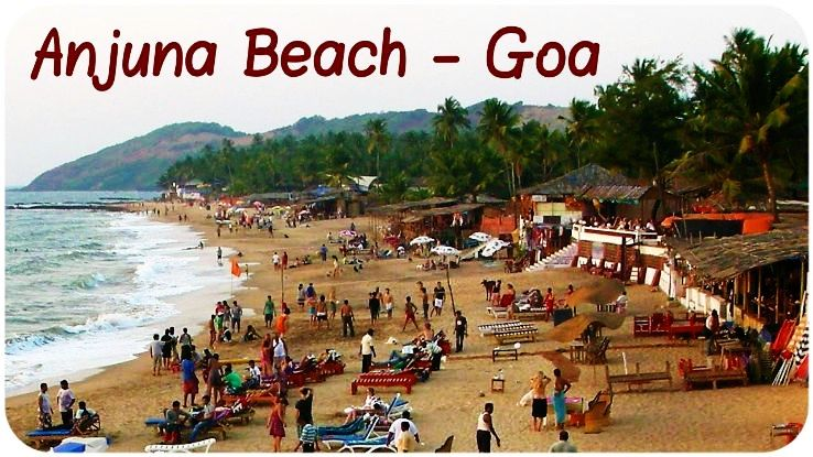 Getting Sun Kissed In Goa