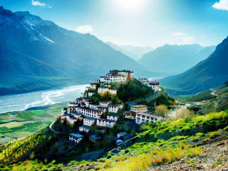 10 Heavenly Peaceful Places to Visit in India