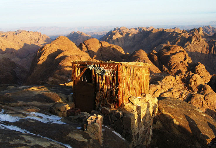 Most Scenic Toilets of World