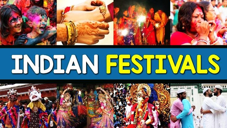 Five Indian Festivals And Their Significance