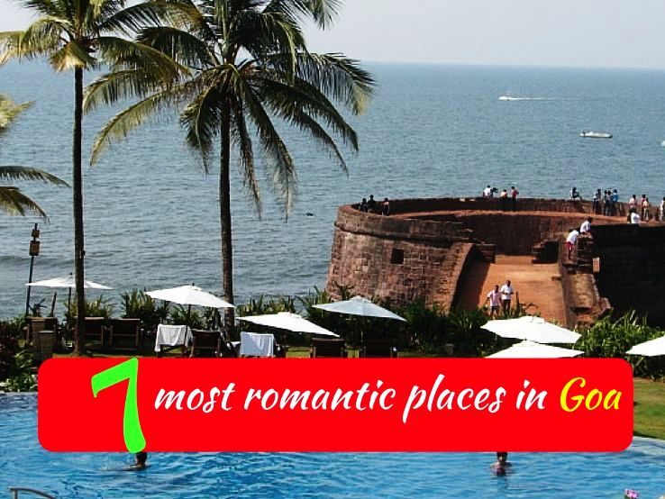 7 most romantic places in Goa
