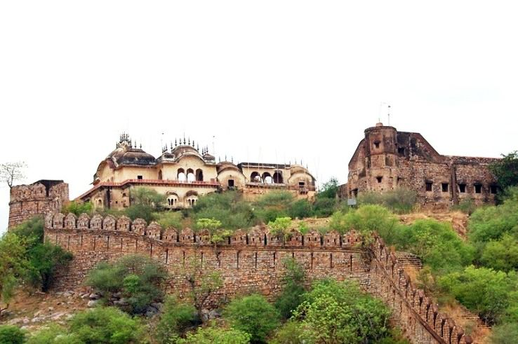 Best Heritage properties to Visit Near Alwar