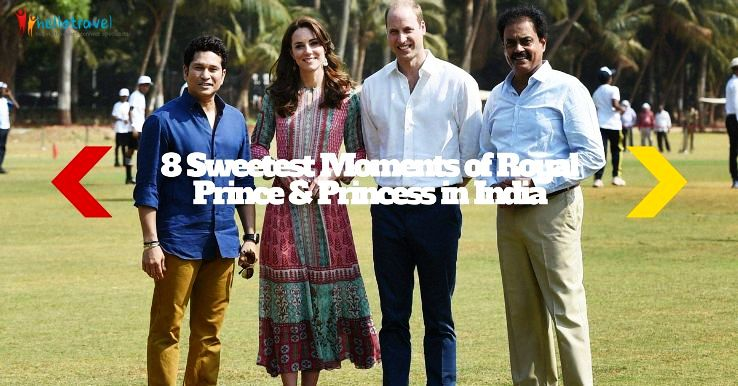 8 Best Moments & Photos of Royal Princess Kate Middleton and Prince William India Tour