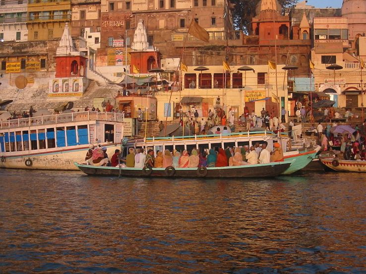 From the Streets of Benaras
