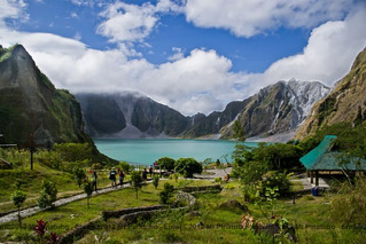 Trek to the Massive Mt. Pinatubo Largest Volcanic Eruption