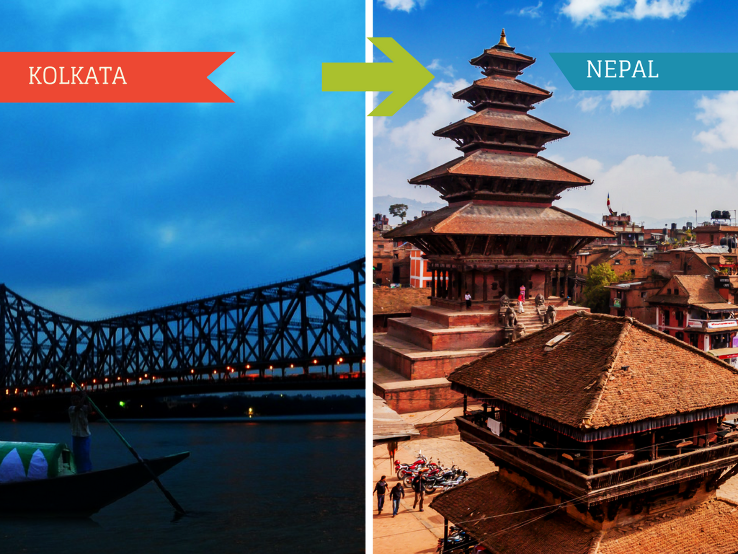 Top Travel Agent for Nepal from Kolkata