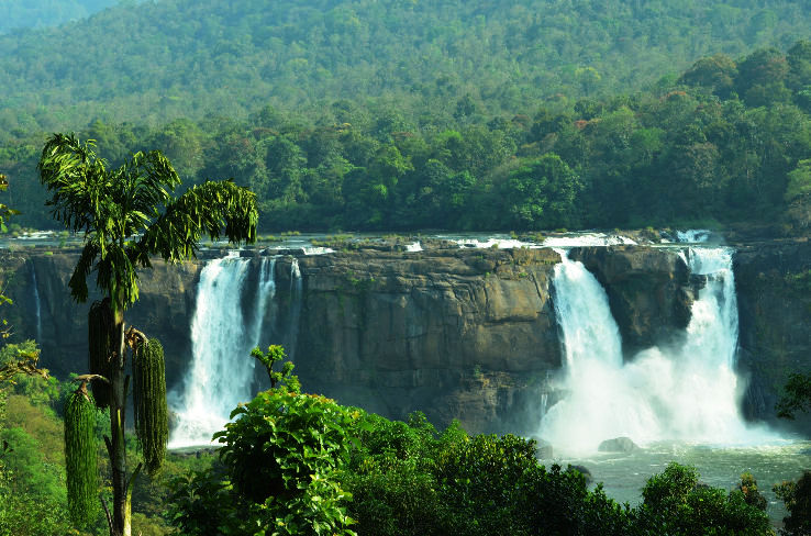 10 Spectacular Waterfalls in India