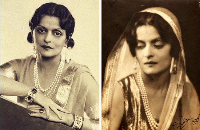 5 Most Beautiful Royal Princesses In Indian History 1 Maharani Gayatri Devi 2 Indira Raje