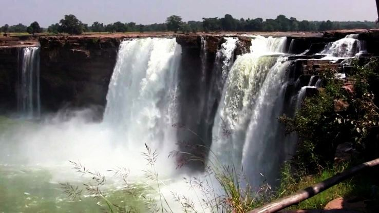 Chitrakoot Falls Are Indias Own Niagara Falls That Demands Your Attention