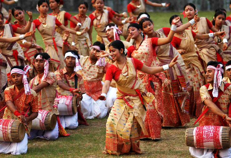 India Grooving- Popular Indian Dance Forms