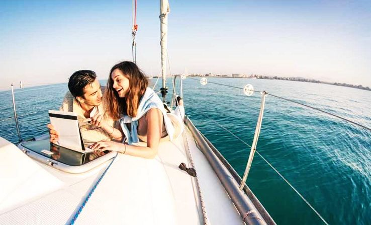 Cruise And Sailing Experience The Unlimited Fun In GOA