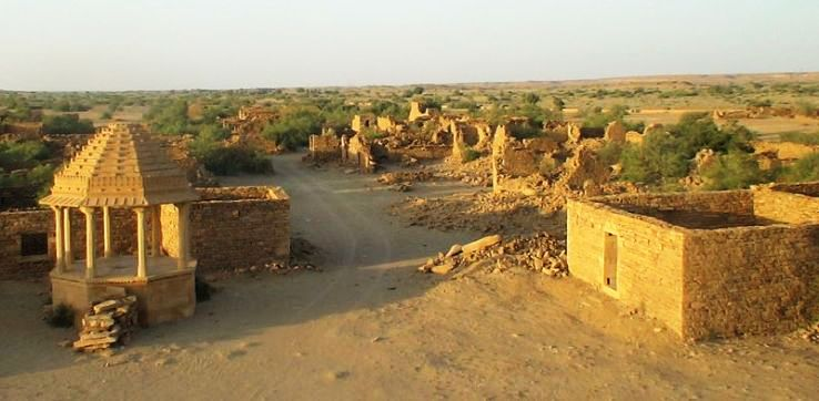 The spookiest Ghost Towns in India
