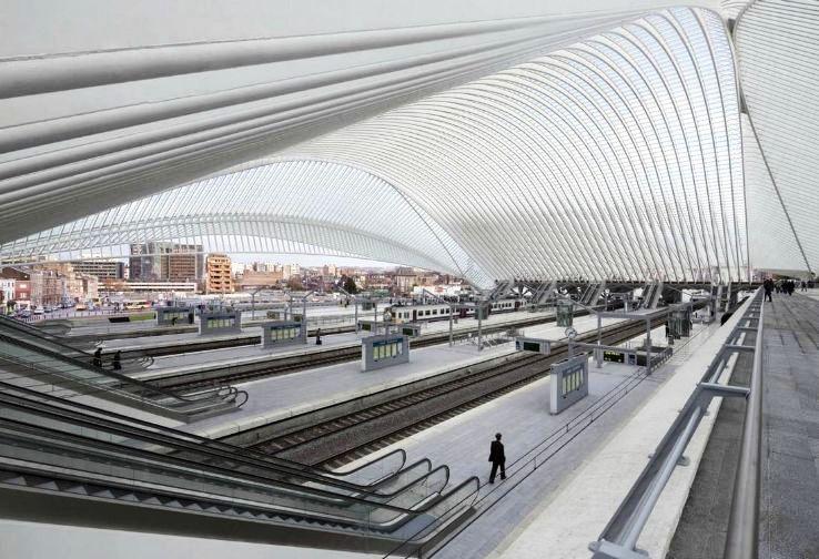 5 Beautiful Railway Stations Around the World