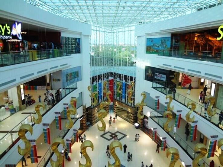 10 Largest Shopping Malls In India Hello Travel Buzz