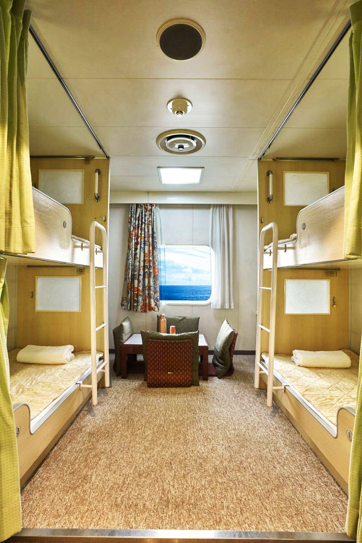 Mumbai To Goa Via Indias First Luxury Cruise Angriya