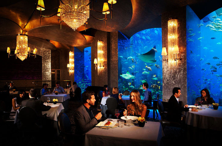 5 Elite Class And Romantic Restaurants In Dubai For A Luxurious Experience