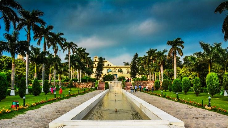 10 Mughal Gardens In India Worth A Visit