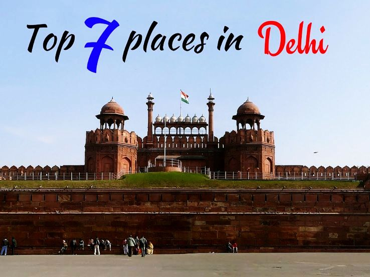 Top  Places In Delhi Hello Travel Buzz