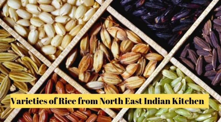 Types of Rice: Popular Rice Varieties  from the North Indian Kitchen
