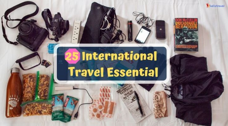 25 International Travel Essential Questions to Ask Before Packing for Vacation