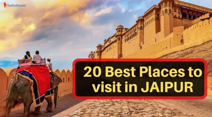 20 Magnificent Places to Visit in Jaipur to Experience the Royal Jaipur Sightseeing