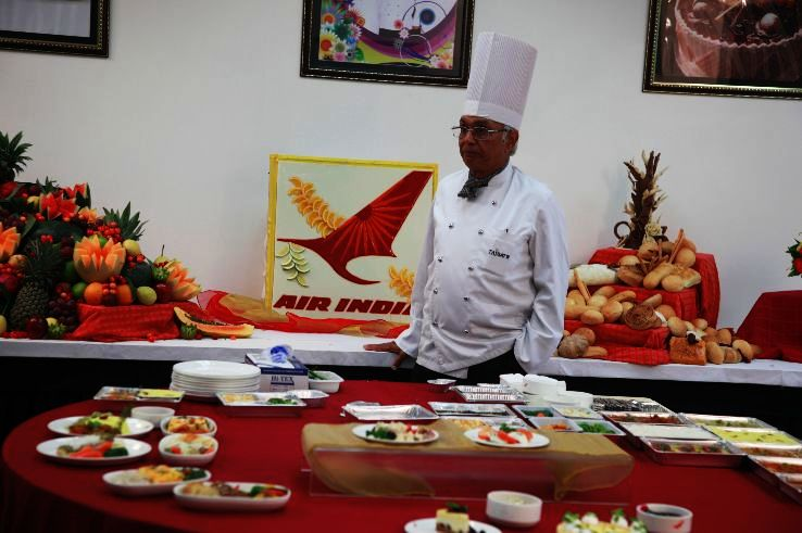 Air India Introduces Order To Chef Service In Its International Flights