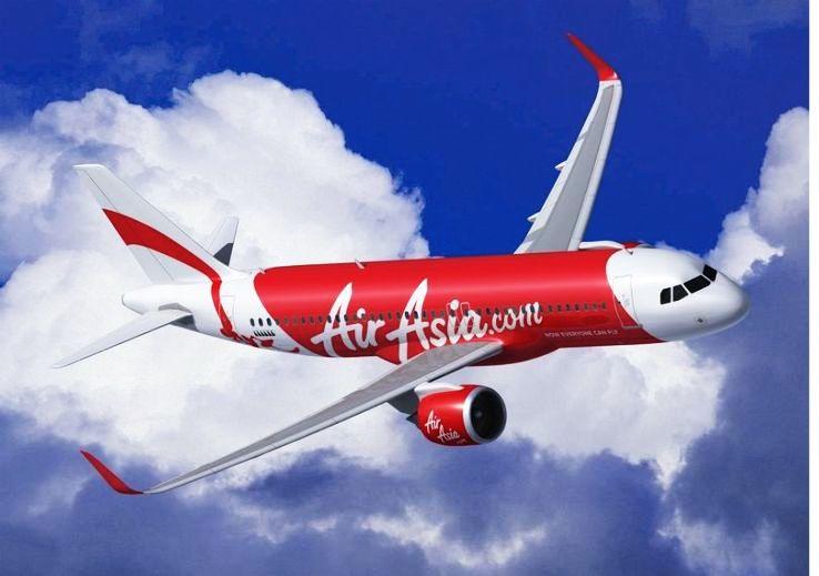 Airasia Introduced Daily Flights Between Kochi And Bangkok