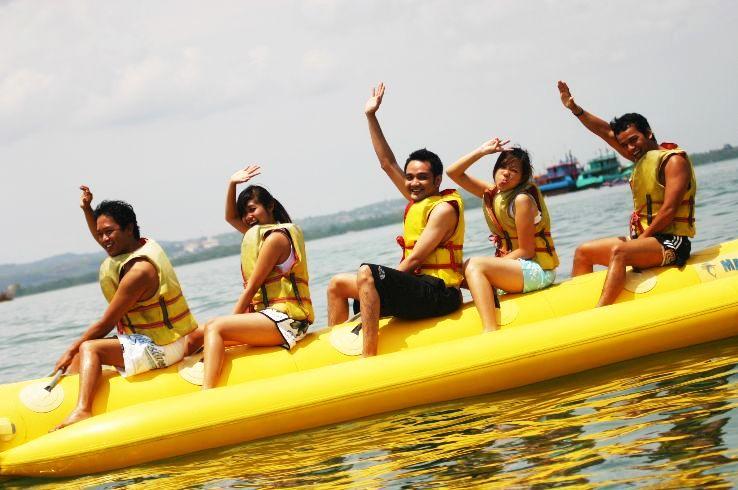 Andhra Pradesh Introduces New Adventurous Activities At Tourist Spot