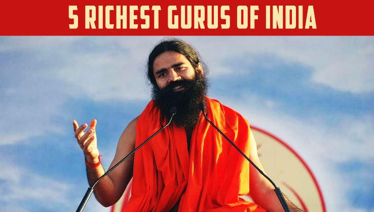 5 Richest Gurus