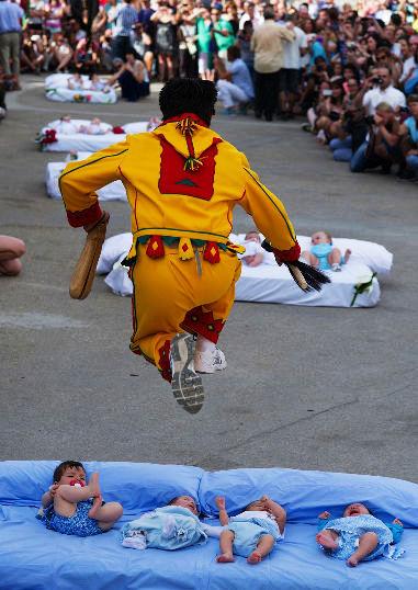 Weird Cultural Rituals