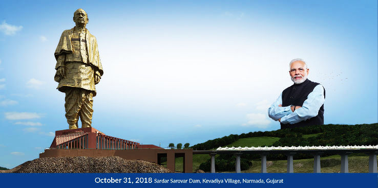 Statue Of Unity, World's Tallest Statue To Be Unveiled In India