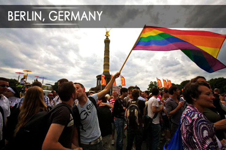 20 Most LGBTQ Friendly Cities In The World