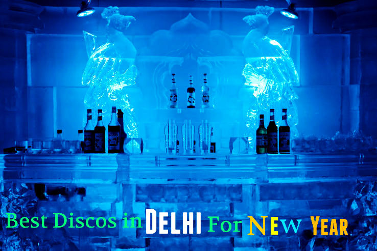 Best Discos in Delhi for New Year