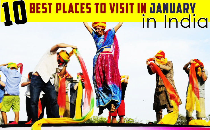 21 Best Places to Visit in January in India