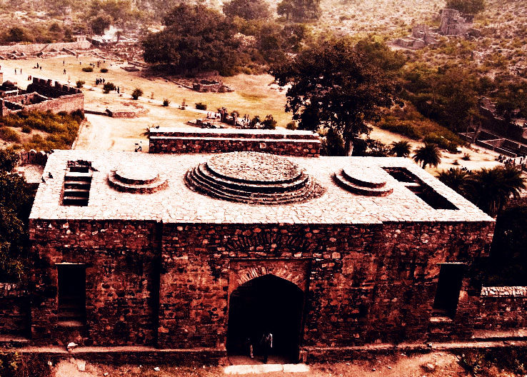 Bhangarh Fort India Ghost Story
