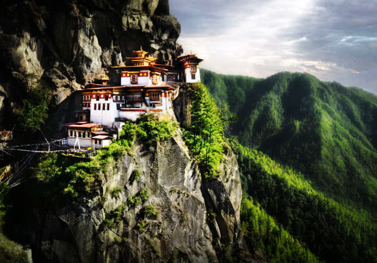 Tiger Nest Monastery in Bhutan A Paradise to Behold
