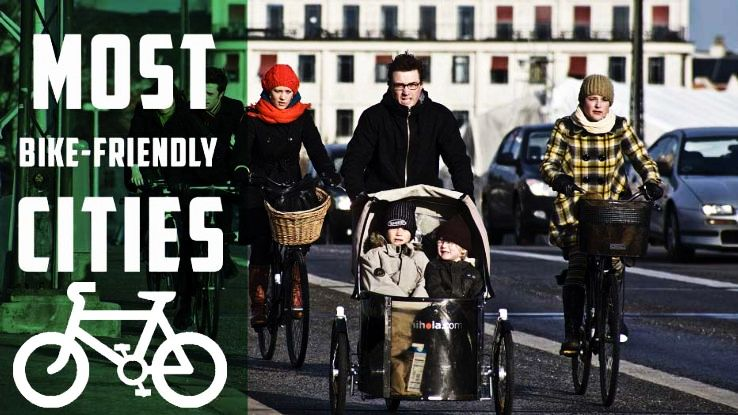 Top 10 Bicycle-Friendly Cities in the World